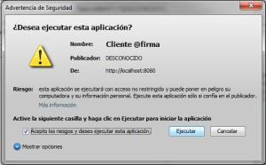 EjecucónClienteAFirma3.3.1